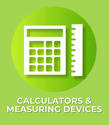 Calculators and Measuring Devices