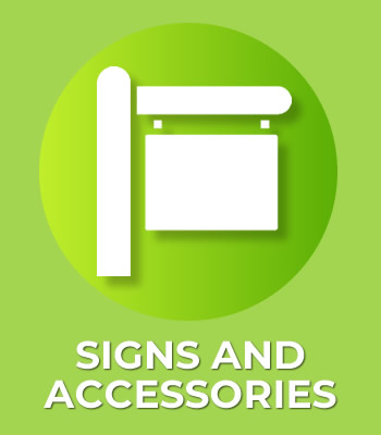 Signs and Accessories
